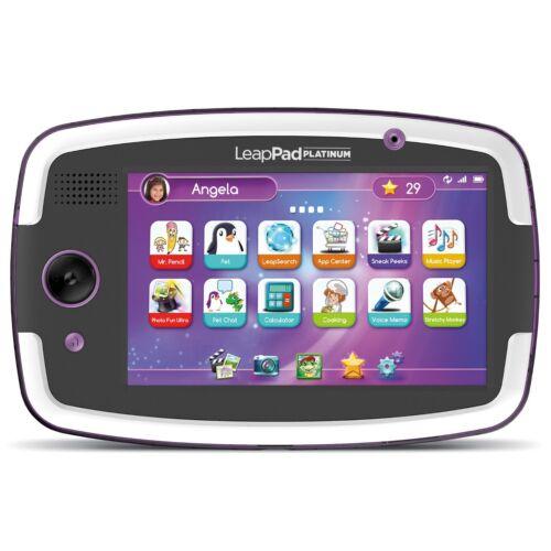 """LeapFrog LeapPad Platinum 7"""" 8GB Purple 31566"""