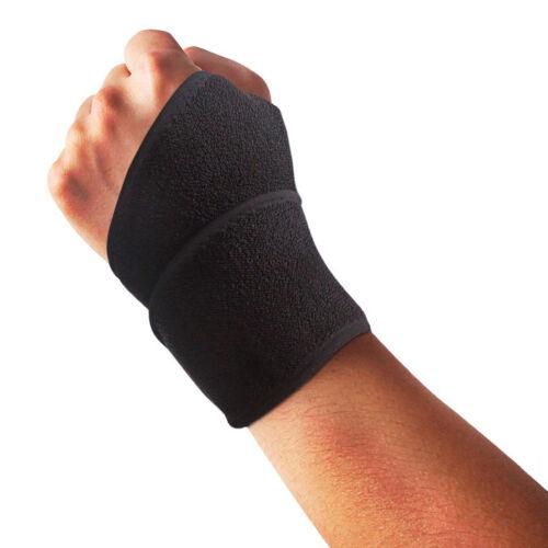 Handgelenkbandage mit Daumenschlaufe Handbandage Handgelenk Stütze Sport Bandage