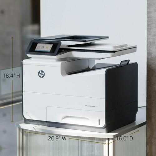 HP PageWide Pro 577dw Wireless All-In-One Printer D3Q21A#B1H