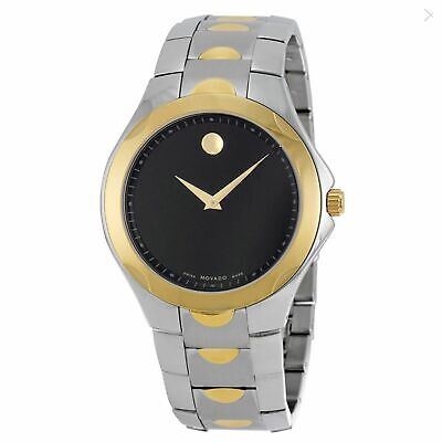 Movado 0606906 Men's Luno Sport Black Quartz Watch