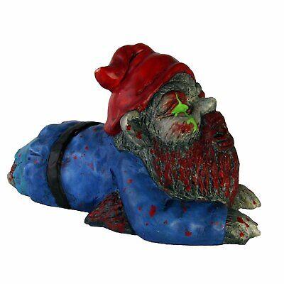 ThumbsUp Zombie Gartenzwerg Crawler Halloween Dekoration - Zombie Gartenzwerge