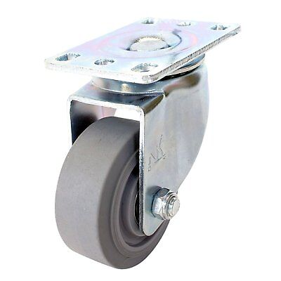 Swivel Plate Caster with 3