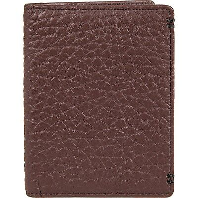 Accessories Money Clip Wallet - Lodis Accessories Men's Borrego RFID Harvey Money Clip Bifold Wallet -Dark Brown