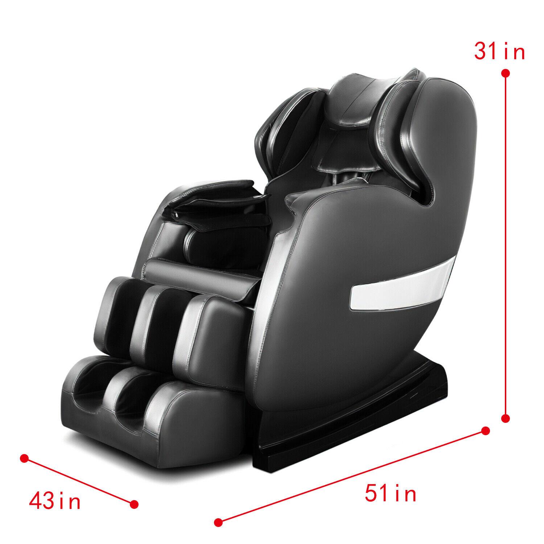 Massage Chair, Zero Gravity Massage Chair Full Body Shiatsu Electric Chair Electric Massage Chairs