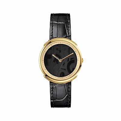 Ferragamo FFY020017 Women's Logomania Black Quartz Watch