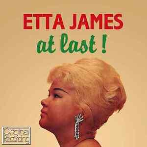 Etta James - At Last ! CD
