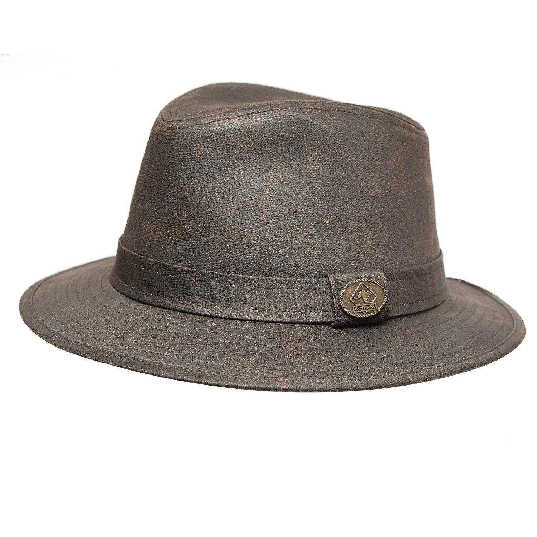 Scippis Traveller Outdoor Hut Mütze Vagabunden Indiana Jones