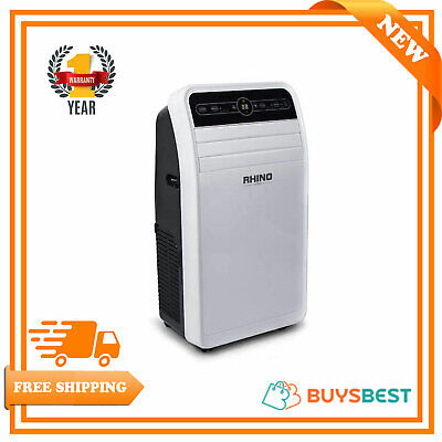 Rhino Portable Air Conditioning Unit 3in1 240V Cooling Dehumidifier Fan - H03621