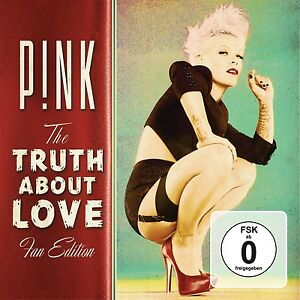 The Truth About Love - Fan Edition [CD/DVD] by Pink