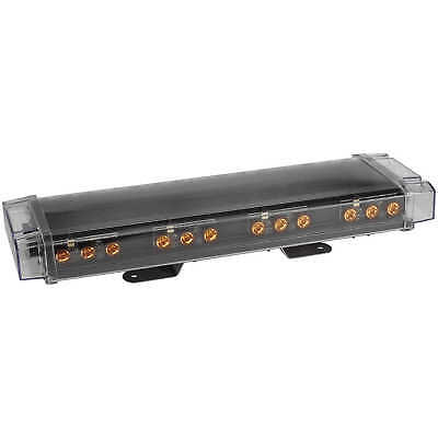 North American Signal 24 Permanent Mount Low-profile Led Light Bar Amber