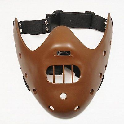Halloween Party Resin Hannibal Lecter Mask - Hannibal Lecter Halloween