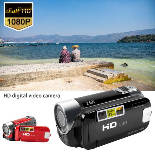 Video Camera Camcorder Digital YouTube Vlogging Camera Recorder 16X Digital Zoom