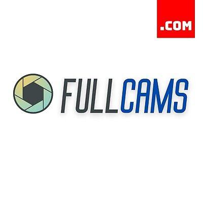 Fullcams.com - Short Valuable Domain Name - Dynadot Com Premium Domain Names
