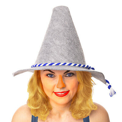 Scarecrow Hat Wizard Hat Halloween Wizard of Oz potter Witch