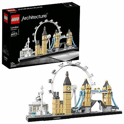 LEGO Architecture London Skyline Building Set 21034