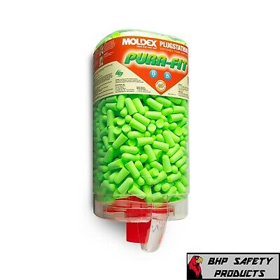 Moldex 6845 Pura-Fit Uncorded Foam Ear Plugs 500 Pairs in a -