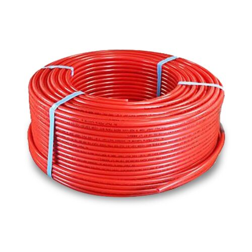 PLUMBOSS R121000 PEX B TUBING OXYGEN BARRIER RED 1/2 inch X
