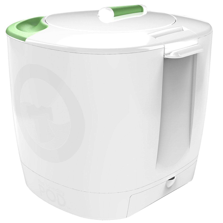 new laundry pod portable zero electricity washer