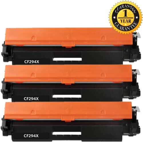1 PK CF294A 94A Toner Cartridge w//Chip For HP LaserJet Pro M118dw M148dw M148fdw