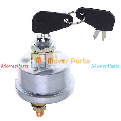 Ignition Switch 7h7290 For Caterpillar 910 941 951b D4d D5b D6c 621b 623 623b