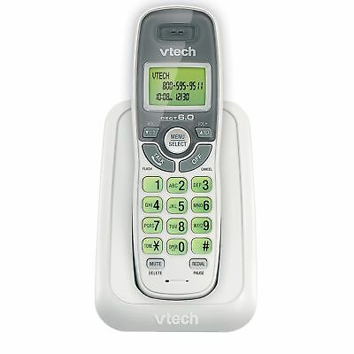 NEW Cordless Home Phone Vtech Dect6.0 Telephone w/o Answering Machine Set System