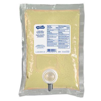 Gojo 215708EA MICRELL NXT Antibacterial Lotion Soap Refill