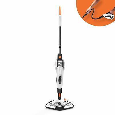 Steam Mop, TACKLIFE Steam Cleaner Multi-function Floor Steamer and Hand-held Ste