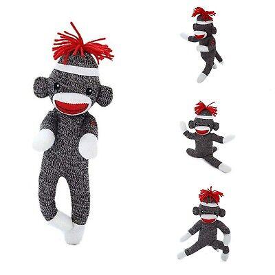 Plushland Adorable Sock Monkey 8