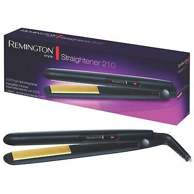 Remington Ceramic Hair Straightener 210C in 30sec Hair Styler 1.8m Cord RE-S1400