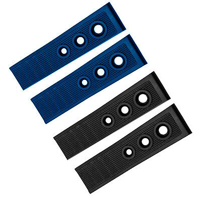 (22mm Rubber Diver Watch Band Replacement Strap For (fit) -Breitling-)
