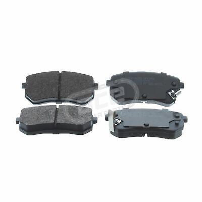 For Kia Picanto Hatchback 5/2011-2016 1.0 1.25 Rear Brake Pads Set W92-H41-T14.8