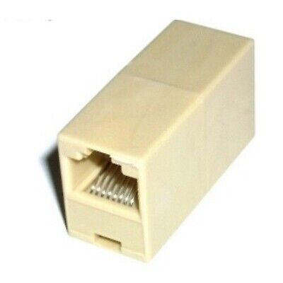ADAPTADOR DE TELEFONO H-H - RJ11 Dispositivo Módem Teléfono Conexiones