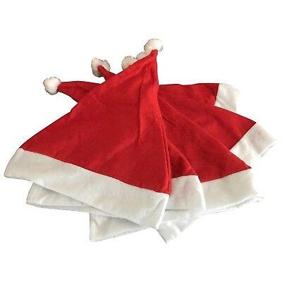 Weihnachtsmannmütze Nikolausmütze Weihnachten Weihnachtsmarkt