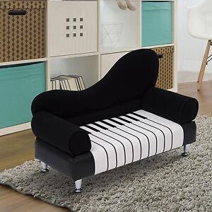 Homcom divano letto per bambini a forma di pianoforte in for Divano letto per bambini