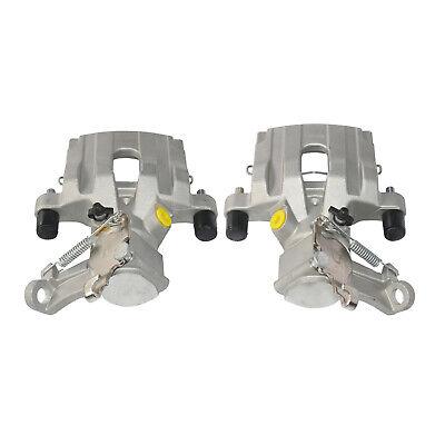 Pair of Rear R & L Brake Caliper FOR Vauxhall Opel Vectra C Signum SAAB 9-3 YS3F
