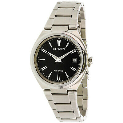Citizen Women's Eco-Drive FE6020-56F Silver Stainless-Steel