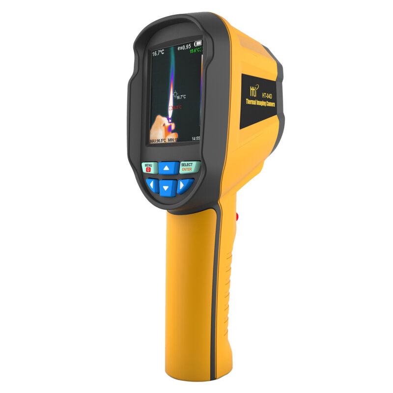 HT-04D Thermal Imager Camera&Visible Light Camera,IR Resolution 160x120 Pixels