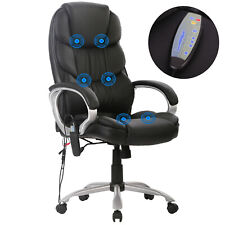 New Executive Office Massage Chair Vibrating Ergonomic Computer Desk Chair 272