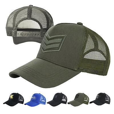 Beautiful Giant Men's Casual Snapback Trucker Hat Mesh Cap Black One Size (Giant Mesh Hat)