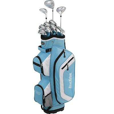 Tour Edge Golf Bazooka 260 Ladies Package Complete Club Full Box Set Women's NEW