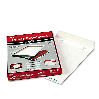 Survivor Tyvek Mailer 10 X 13 White 50box R1582
