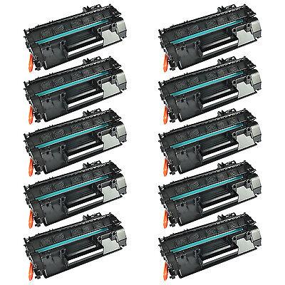 Unbranded Ce505x 05x Toner Cartridge Compatible For Hp La...