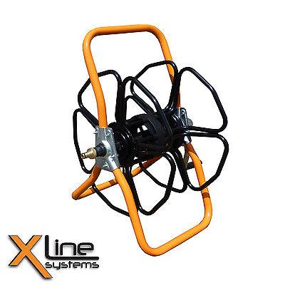 Free Standing Metal Hose Reel - Very Durable - High Capacity