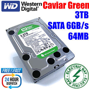 Western Digital WD 3TB 3.5