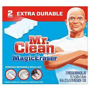 Mr. Clean Extra Power Magic Eraser/ FREE WORLDWIDE SHIPPING