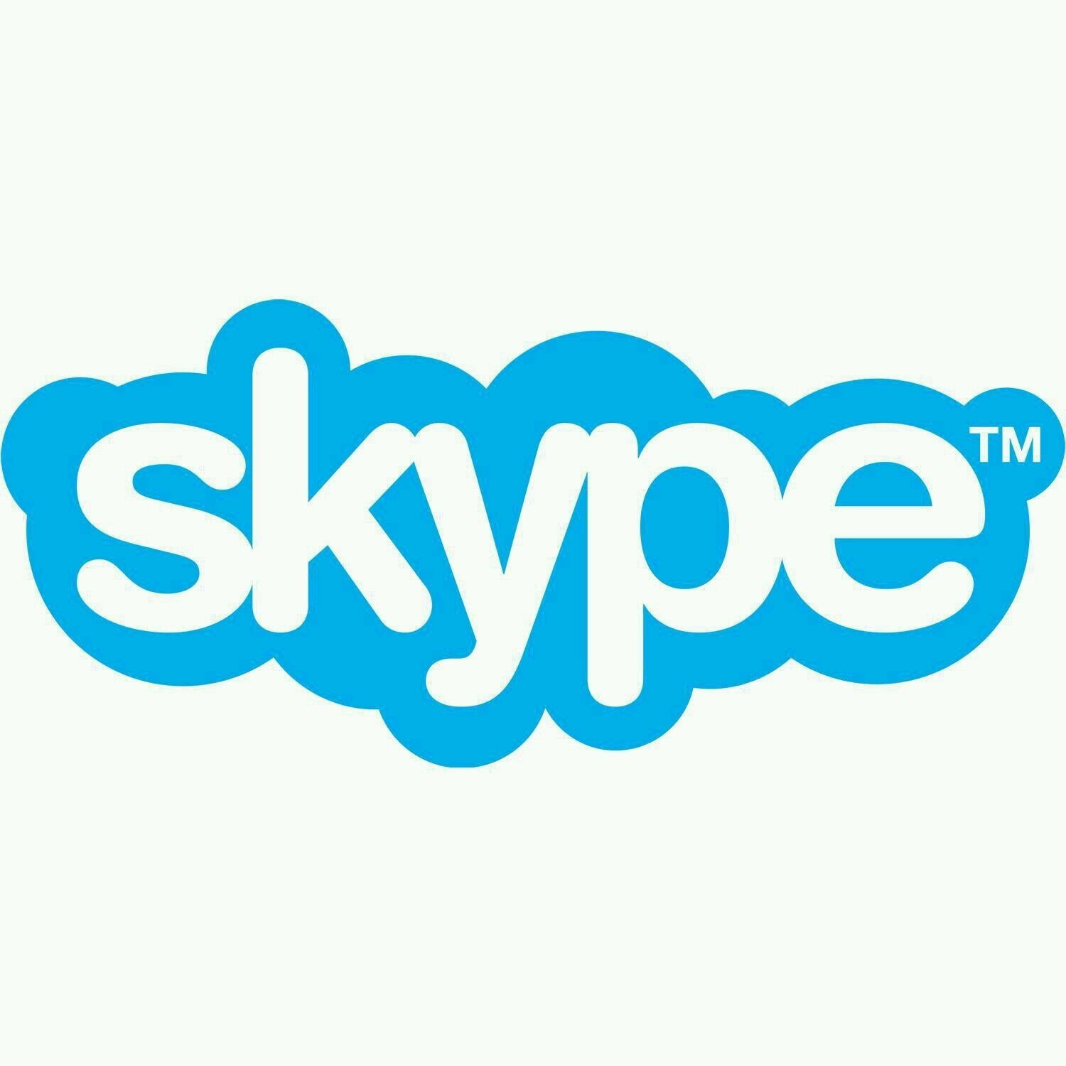 Skype Up To 1000 Minutes 27.69 Credit Voucher Instant Delivery  - $18.95