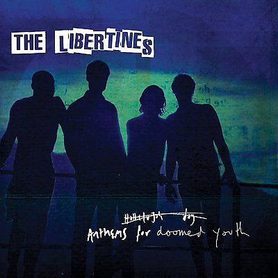 THE LIBERTINES ANTHEMS FOR DOOMED YOUTH VINYL LP ALBUM (September 4th 2015)