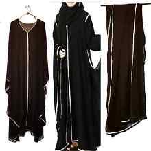 Abaya with shawl