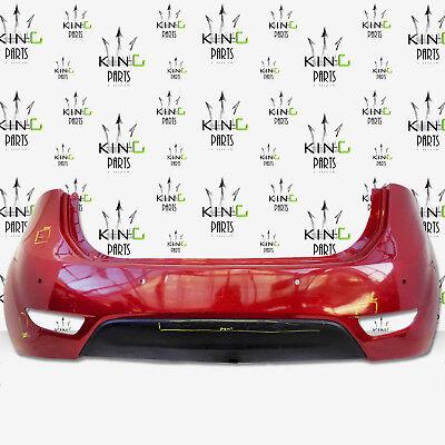 HYUNDAI iX20 II MK2 2010 2017 5DR 5 DOOR REAR BUMPER GENUINE OEM RED A8730