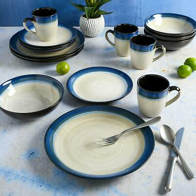 dinnerware set service for 8 ceramic 32